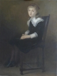 Portrait de Jeanne Stiegelmann