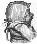 Gravure de bébé