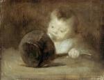 Enfant au poêlon